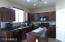 Good size Kitchen with walk in pantry