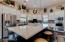 Kitchen-stainless steel appliances