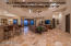 MASSIVE GREATROOM WITH SOARING CEILINGS AND EXOTIC TRAVERTINE FLOORS!