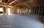 Inside great room/kitchen frame stage- Insulation/drywall next