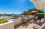 Front courtyard with sensational views of mountains & golf course!