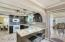 Prepare meals in the beautifully updated kitchen.