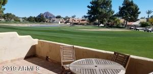 ACTUAL VIEW OF 12 TH GREEN/LAKE/CAMELBACK MNT