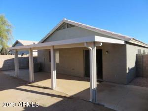 COOL SHADY NORTH FACING BACK YARD WITH FULL LEINGTH COVERED PATIO!