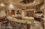 Chef's Kitchen with large Breakfast Bar offers all you could dream of in a kitchen
