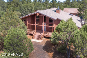2842 CONSTELLATION Lane, Overgaard, AZ 85933
