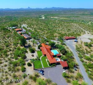 56550 N Rancho Casitas Road, Wickenburg, AZ 85390