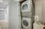 Upstairs laundry