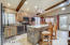 Heart of the home-Granite counter tops