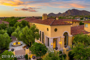 Beautiful setting in highly regarded, guard gated Silverleaf
