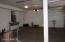Cabinets in garage