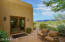 Private Patio - Third Master/Executive Office
