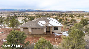 9720 N Legend Hills Road, Prescott Valley, AZ 86315