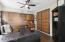 CUSTOM OFFICE WITH BUILT-INS