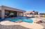 Rear Yard-view of Pool