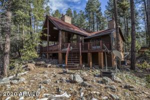 252 N Tonto Rim Ranch Road, Payson, AZ 85541