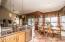 Kitchen to Family Rm