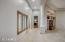 Corridor to Master Suite
