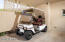 STREET LEGAL, GAS POWERED GOLF CAR INCLUDED WITH FULL PRICE OFFER.