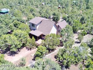 1555 Rock Ridge Circle, Heber, AZ 85928