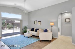 Bright Open living space you and your guest will enjoy!