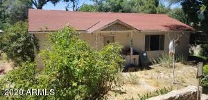 16698 W WILLOW Avenue, Yarnell, AZ 85362