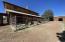 paddocks off barn