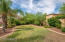 Croquet Anyone? Great back yard with tons of open space and mature landscaping!