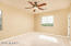 Large upstairs guest suite with private bathroom.