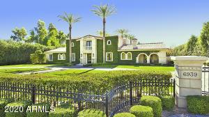 6939 E HUMMINGBIRD Lane, Paradise Valley, AZ 85253