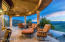 Huge outdoor covered patio
