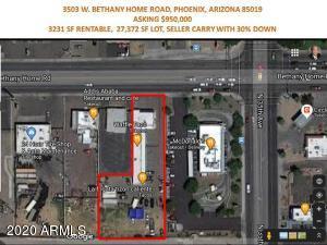 3503 W BETHANY HOME Road, Phoenix, AZ 85019
