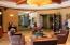 Work out and Alvea spa reception area