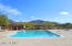 One of the Las Sendas Community pools
