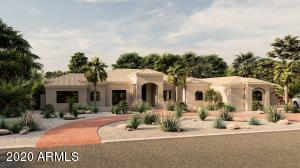 Example of another home built by Desert Winds Development, Inc.