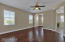 VERY large master suite complete with sitting room!