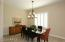 SPACIOUS DINING ROOM WITHIN YOUR GREAT-ROOM FLOOR-PLAN!