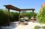 FIREPIT AND PERGOLA WHILE STAR-GAZING!