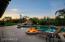 Pebbletec pool.