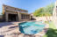 Complete pool expansion & decking renovation - yes it's heated to extend your pool season!