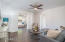 ATTACHED MASTER BEDROOM DEN/SITTING-ADDITIONAL FAMILY ROOM!
