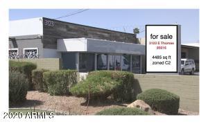 3123 E THOMAS Road, Phoenix, AZ 85016