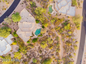 9709 E GAMBLE Lane, Scottsdale, AZ 85262