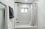 Hall Bath Tub.Shower
