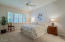 Generous sized master bedroom will be your private retreat