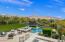 Beautiful backyard with striking views of the McDowell Mountains