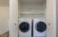 Washer & Dryer Stay