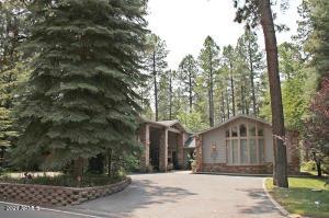 8607 COUNTRY CLUB Drive, Pinetop, AZ 85935