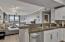 Open Concept Kitchen Overlooking Living room