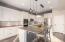 New Kitchen backsplash and cabinets
